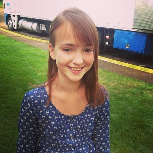 meet lily young hazel of the fault in our stars who